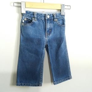❤ 12M Girl Tommy Hilfiger Jeans Sparkly